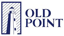Old Point Reports Third Quarter 2019 Results