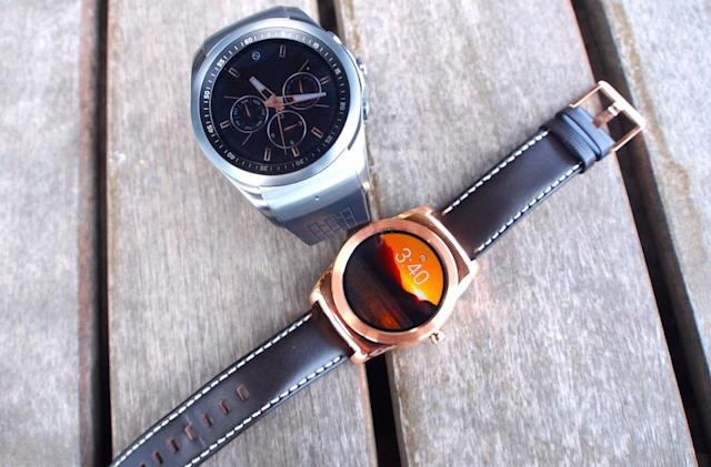 Killing time with LG's Watch Urbane and Watch Urbane LTE