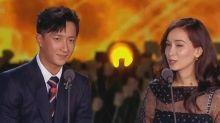 Han Geng is now dating actress Celina Jade