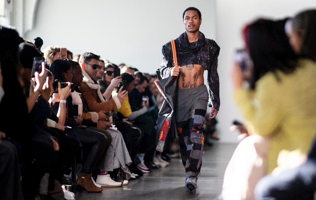 First Transgender Designer Shows At New York Fashion Week