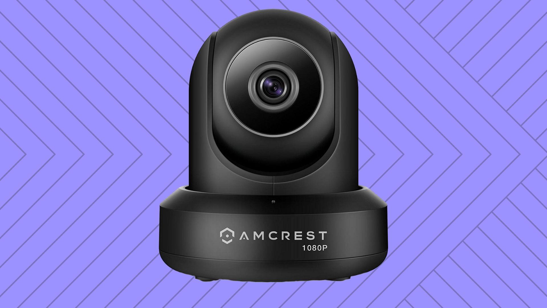 Limited time deal! This smart home security camera is on sale — now just $34