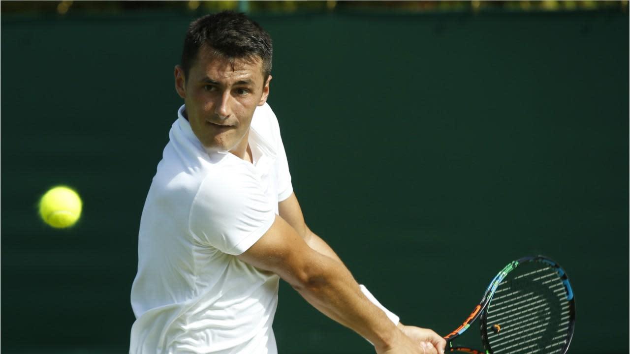 Bernard Tomic to appeal Wimbledon fine