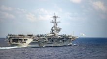 Coronavirus outbreak diverts Navy aircraft carrier to Guam, all 5,000 aboard to be tested
