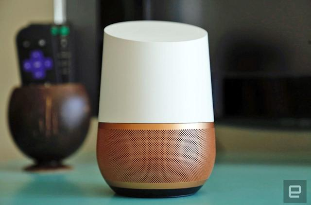 Google Home now handles three requests at the same time