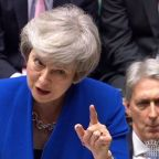 Theresa May no-confidence vote result: PM survives Jeremy Corbyn bid to topple Conservative government