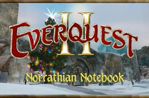 Norrathian Notebook:  Frostfells of EverQuests past, present, and Next