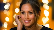 Meghan Markle gave Oprah a tour of 'Archie's Chick Inn' wearing these $180 boots
