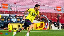 Barcelona está feliz: las buenas noticias para Messi y Luis Suárez antes de la reanudación