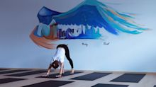 New yoga studio in Singapore lets you stretch in infrared heat