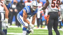 Anthony Castonzo On Rib Injury, Offensive Line Evaluations Heading Into Bye Week