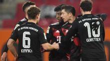 Foot - ALL - Le Bayern Munich assure l'essentiel contre Augsbourg
