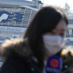 18 American Diamond Princess evacuees have tested positive for coronavirus
