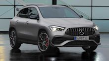 Salone di Ginevra 2020, 387 CV per la Mercedes-AMG GLA 45