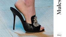 Made in Italy: The 5 Best Shoe Trends From Milan Fashion Week