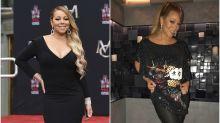 Así es la nueva figura de Mariah Carey tras su sorprendente pérdida de peso