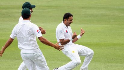 The Pakistan star Australia never saw coming