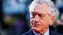 Robert De Niro receberá prêmio por conjunto da obra de sindicato dos atores
