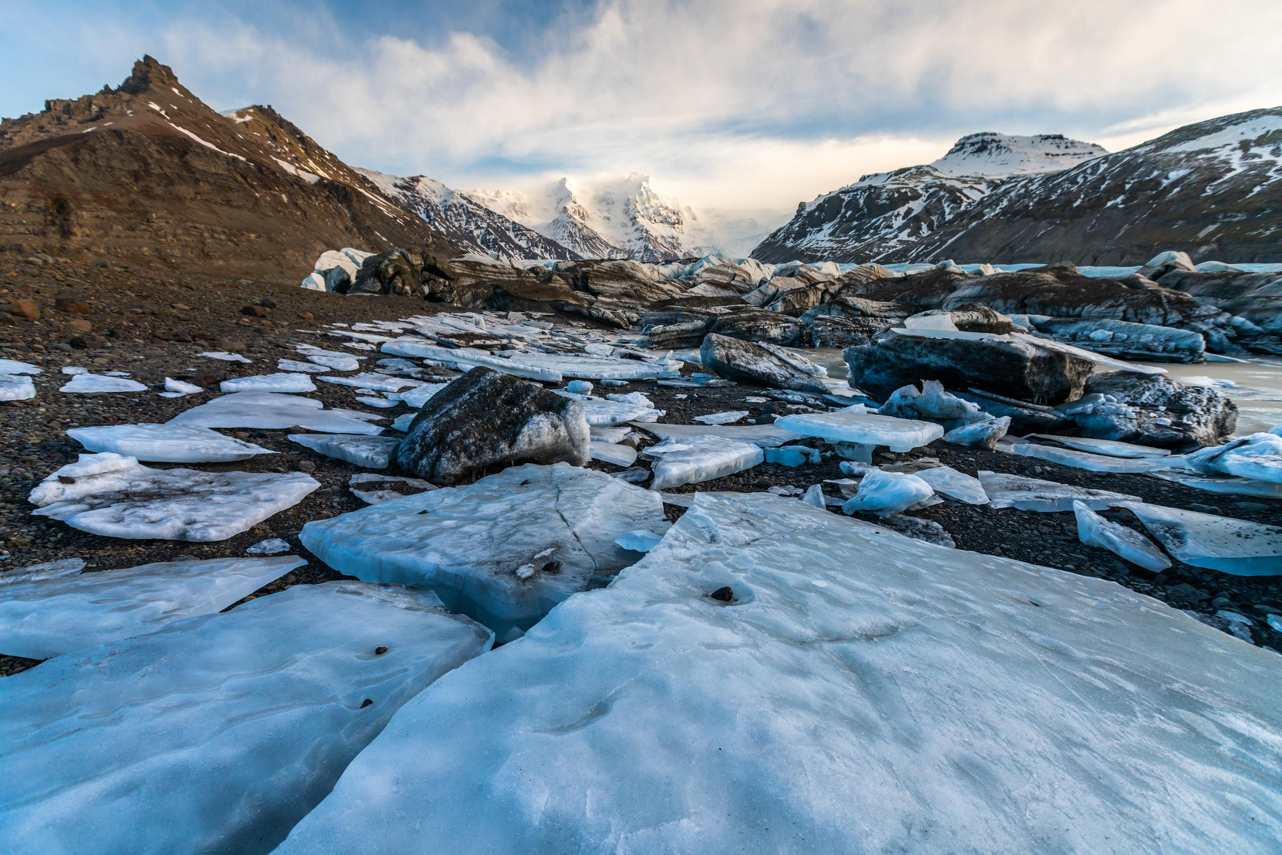 """<p><strong>GOT location:</strong> North of the Wall</p>  <p><strong>Real life location</strong>: Vatnajokull, Iceland</p>  <p>Take a chilly trip to the home of the Wildlings and Jon Snow's first loveYgritte.</p>  <p><a href=""""https://fave.co/2PgUeJO""""><strong>Book your trip.</strong></a></p>"""