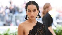Zoe Kravitz says social distancing would be impossible on set of The Batman
