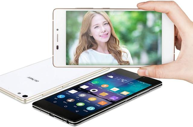We dig this slim smartphone from China, but it won't be cheap