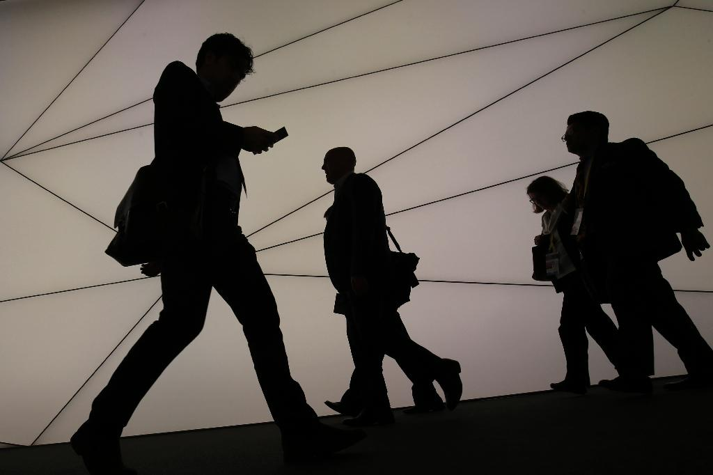 New EU data protection rules are likely to radically change how websites use and share personal information and track users (AFP Photo/Pau Barrena)