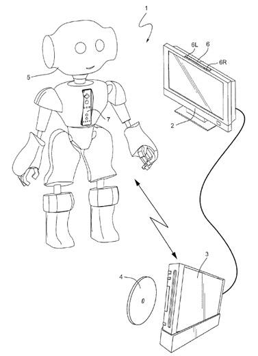 Nintendo lands 'remotely controlled mobile device control' patent