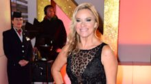 Tamzin Outhwaite claims Bruno Tonioli asked her to skip close-up due to her acne