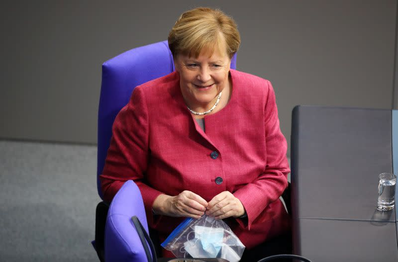 Merkel: Germany can avoid second coronavirus lockdown