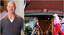 Gap and Victoria's Secret both made offers to acquire Lululemon in the early 2000s, the athleisure company's founder reveals in new tell-all book (GPS, LB, LULU)