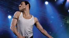 Rami Malek debuts his Freddie Mercury tache in new Bohemian Rhapsody pic
