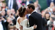 The Queen made hilarious remarks at Princess Eugenie's wedding