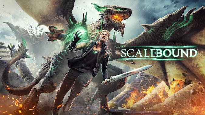Tricking out your dragon in 'Scalebound'