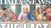 New York Daily News Batters Trump With A Biblical Front Page