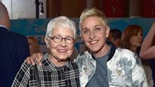 Ellen DeGeneres's mom speaks out for the first time about not believing her daughter's sex abuse claims