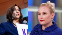 Kamala Harris claps back at Meghan McCain on border security: 'We can't treat people like criminals'