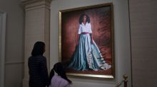 How 'Scandal' artfully re-created viral Michelle Obama portrait moment in the series finale