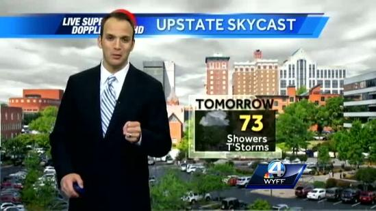 Chris Justus's forecast for Thursday, April 18, 2013