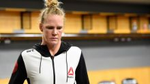 Why Holly Holm isn't thinking about potential Ronda Rousey rematch
