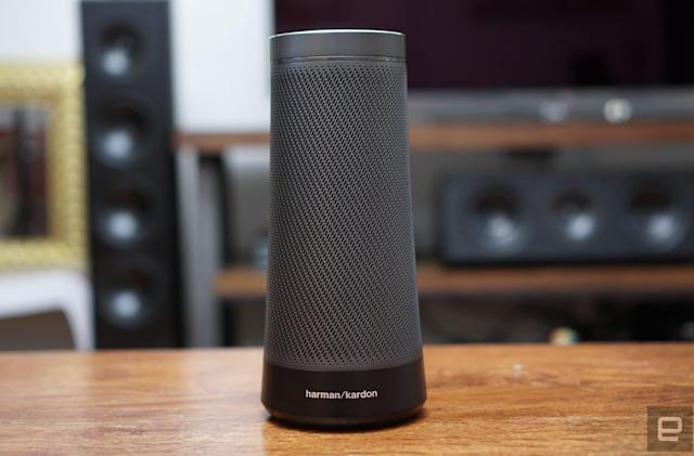 Harman Kardon Invoke review: The first Cortana speaker sounds amazing