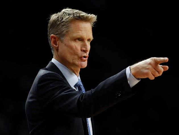 Warriors GM Bob Myers on Steve Kerr: 'This is something he will overcome'