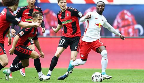 Bundesliga: Studie: Leipzigs Keita bester Dribbler der Bundesliga