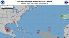 Wilfred might form in the Gulf of Mexico soon. Its the last name on the list