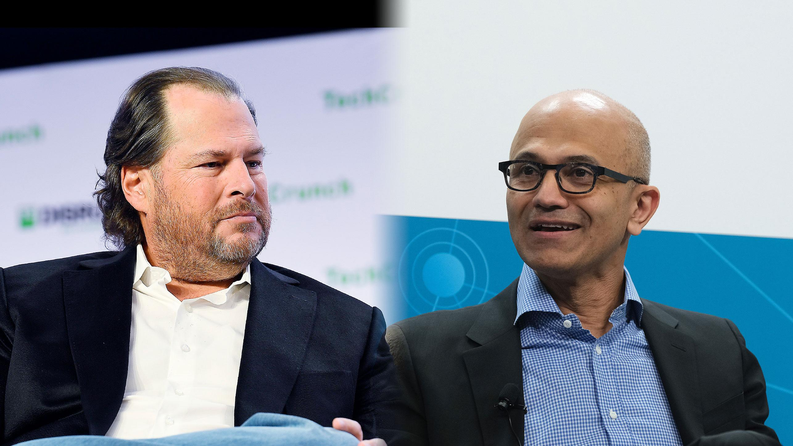 Salesforce moves its Marketing Cloud to Microsoft Azure
