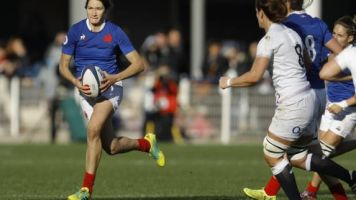 Rugby - Bleues - Bleues : Pauline Bourdon et Jessy Trémoulière face à l'Angleterre