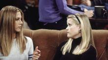 El miedo escénico evitó que Reese Witherspoon hiciera más episodios de 'Friends': 'Estaba demasiado asustada'