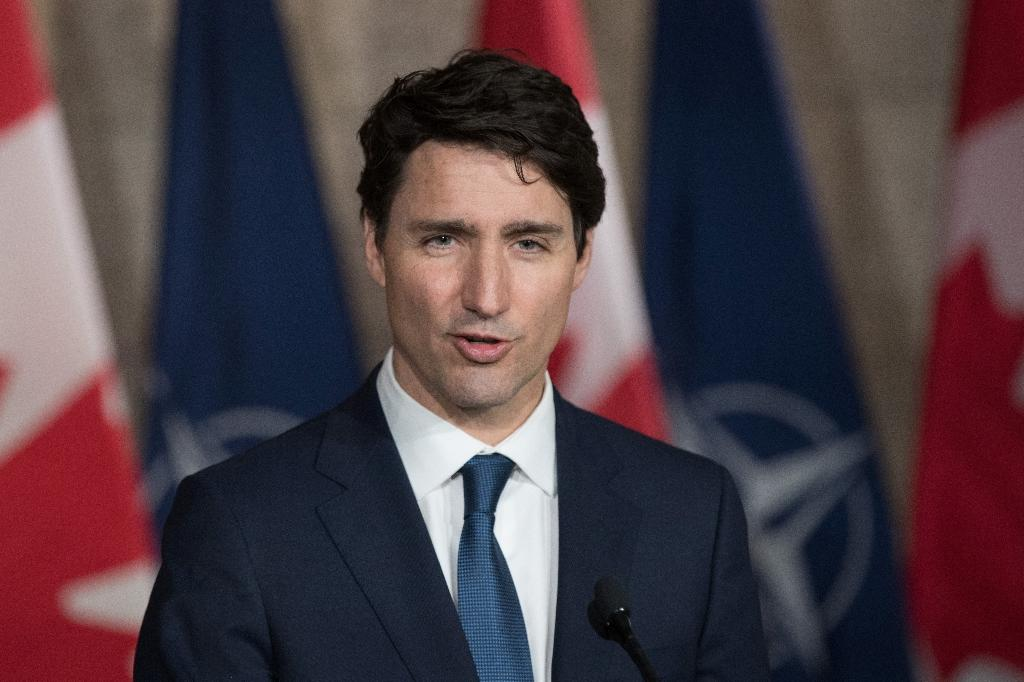 Canadian Prime Minister Justin Trudeau says all of Canada is in shock and mourning over the tragedy