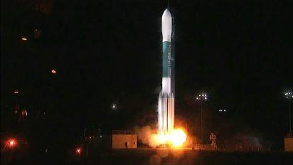 Nasa lança satélite meteorológico de nova geração