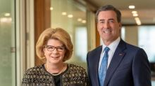KeyCorp Chairman & CEO Beth Mooney to retire in May 2020