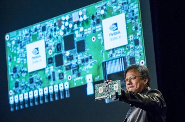 NVIDIA's made-for-autonomous-cars CPU is freaking powerful