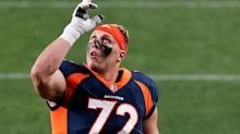 Garett Bolles has quietly been the best offensive tackle in the NFL |